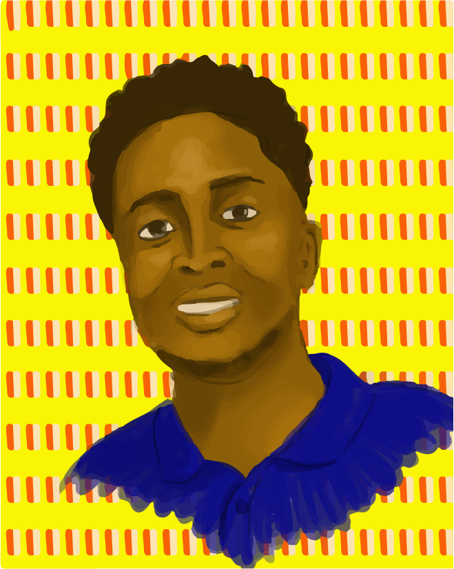Illustratie Kofi Boateng