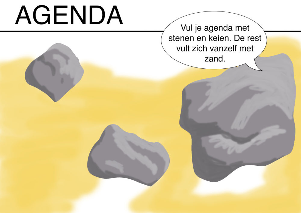 Illustratie bij blog over klantenwerving
