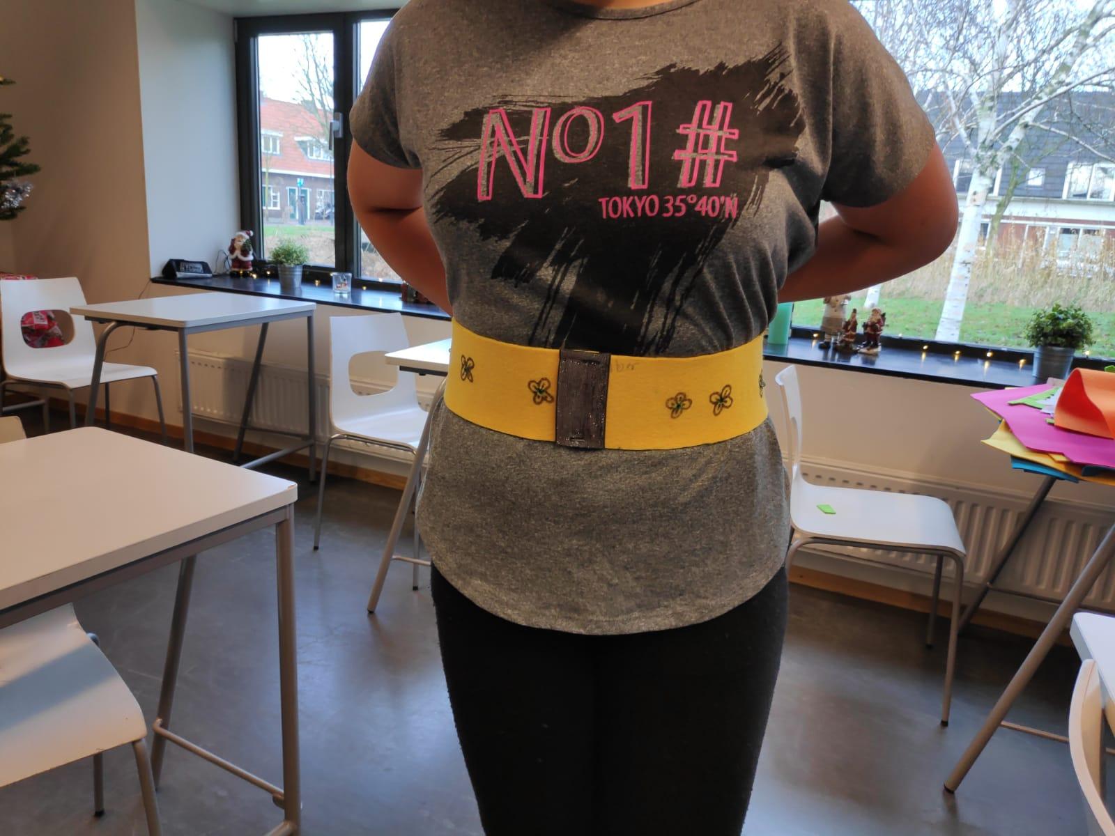 Workshop wearables belt