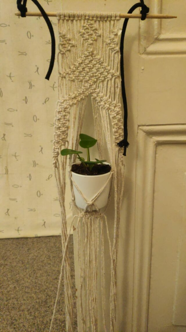 Macrame project