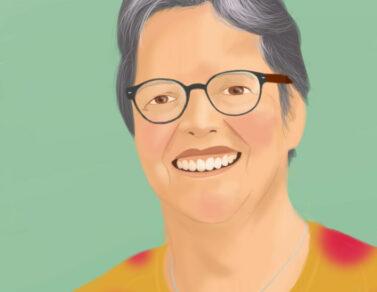 Portret Alma